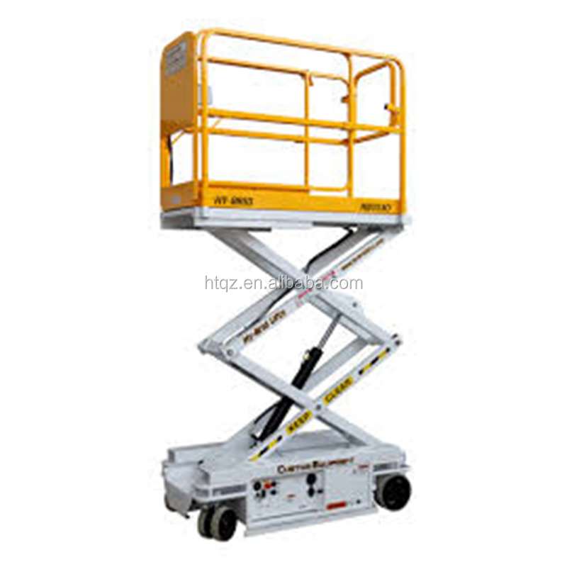 CE Approved Warehouse Truck Lifting Dock Ramp/Electric Adjustable Loading Ramp Lift Platform
