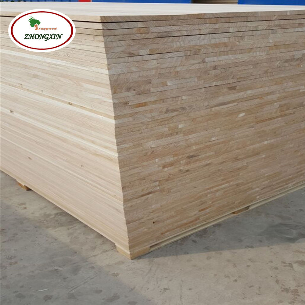 Whosale solid paulownia wood supplier