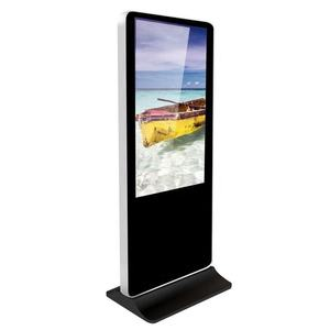 China groothandel 49inch verticale digital signage kiosk lcd reclame scherm