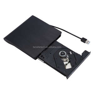 Slim Portable USB 3.0 externe dvd/cd drive brander Schrijver Voor windows10/7/8/Laptop PC Desktop