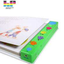 Printing baby nursery book kid book child book for 1-10years old children