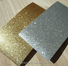 Glitter A4 cards | Glittering A4 Paper For Wedding Invitations