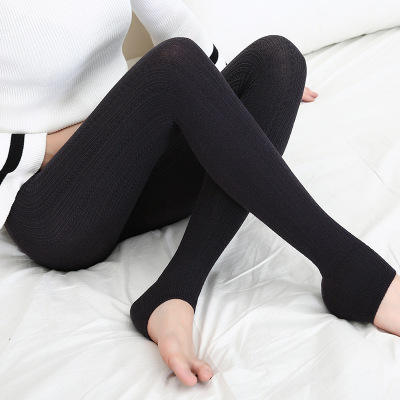 cheaper in stock fashion thin outwear stretch legging foot pants step foot pant women cotton leggings