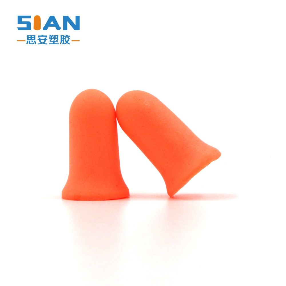 TV Ears Hearing Soundproof Bell Shape Foam Earplug