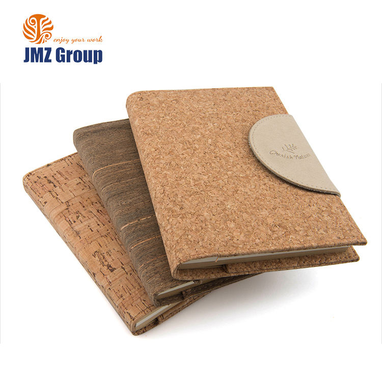 Eco Friendly A5 Hardcover Cork Notebook