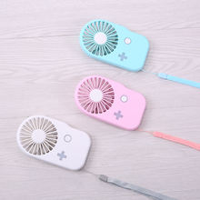 Made In Vietnam Handheld USB Mini Electric Portable Pocket Fan 2-Speed Wind Adjustable for Outdoor Travel