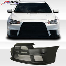 Madly GAF Car Front bumper mitsubishi lancer front bumper Fits All Models/Base Model/ES/SE/GT/Ralliart