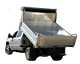 Custom 4x4 Aluminum ute truck tray body for pickup Nissan/Toyota/Ford/Holden