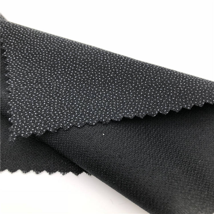 Good quality Eco-friendly woven fusible interlining/interfacing