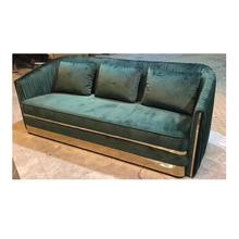 Living room home furnishing sofa of hardware style design furniture