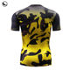 lycra mens rash guard shirt loose fit