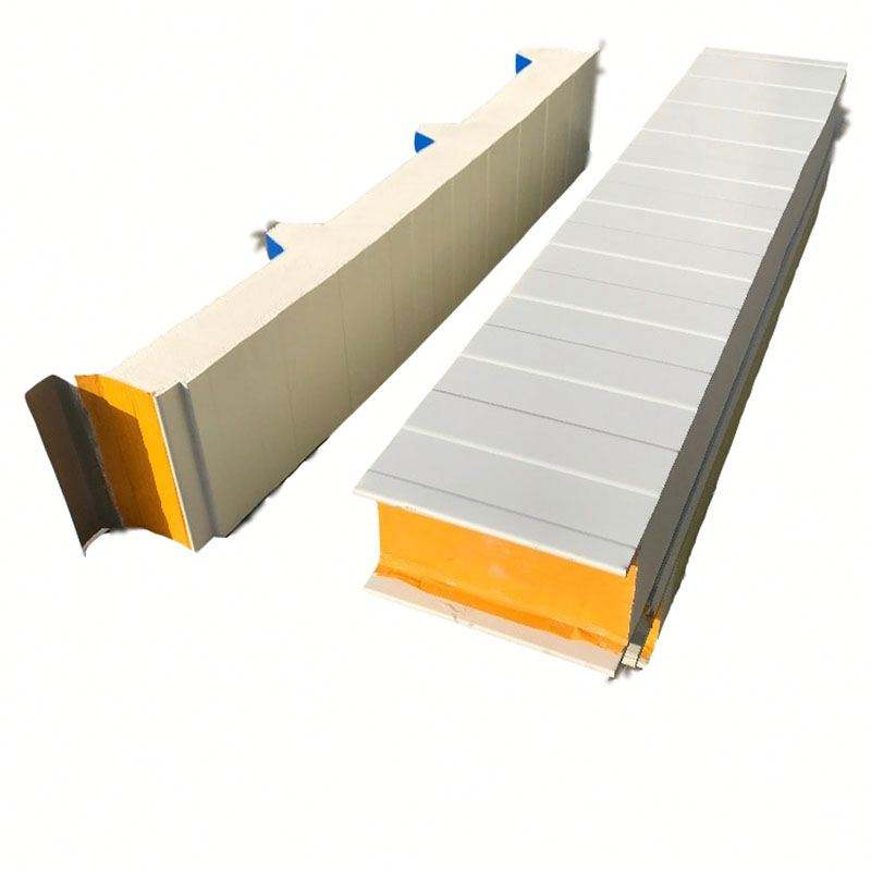 Easy to install insulation pu panels for cold room PU Foam Sandwich Panel for cold room