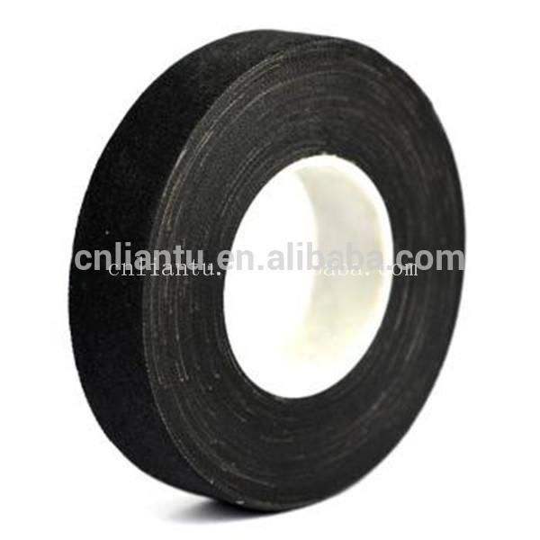 Виниловая лента матовый черный кабель клейкой ленты
