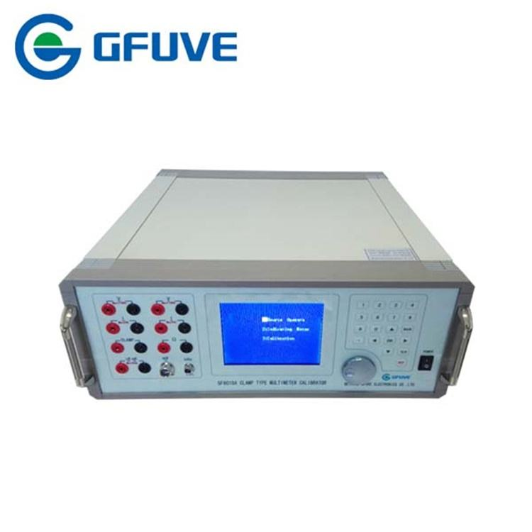 GF6018A Draagbare Multifunctionele Instrument Calibrator/Hoge Kwaliteit Tester/Hoge Stabiliteit Dc Bron