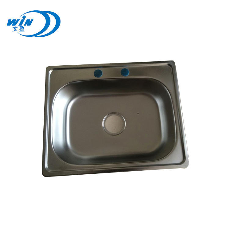 Professional Factory Supply Standards Square Kitchen Sink /Small Size Sink/Kitchen WY5242