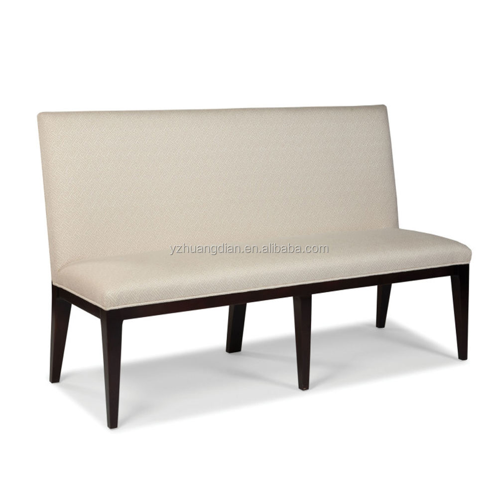 Commercial furniture restaurant bench seat booth seating YK70110