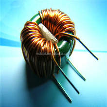 Toroidal aluminum power inductor coil/induction cooker coil/choke coil