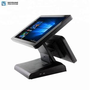 Pos Spare Parts,Waterproof Banking Tablet Dual Screen Pos Systems