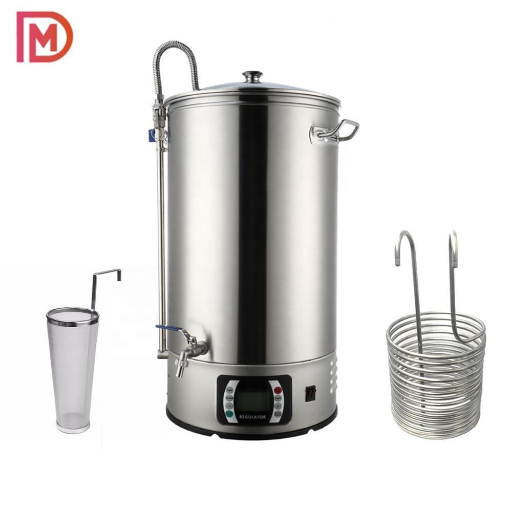 60L beer brewery equipment small beer brewing/304 stainless steel/50L similar guten beer mash tun