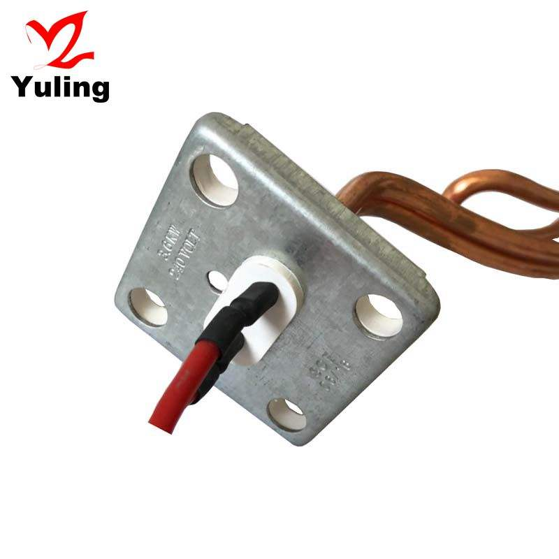 Low Watt Density 120v 1500w Copper Water Heater Element