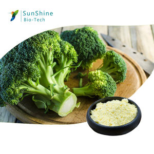 1% sulforaphane powder brassica oleracea l. plant extract powder
