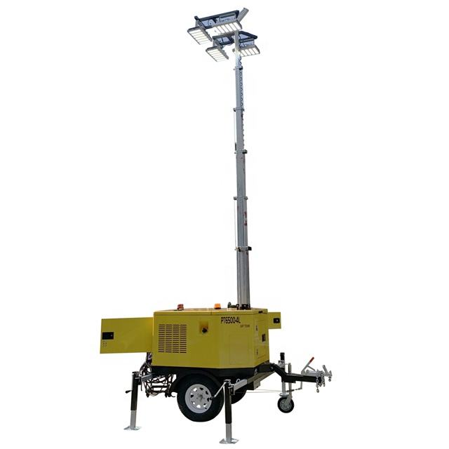 Kubota Mobile Light Tower
