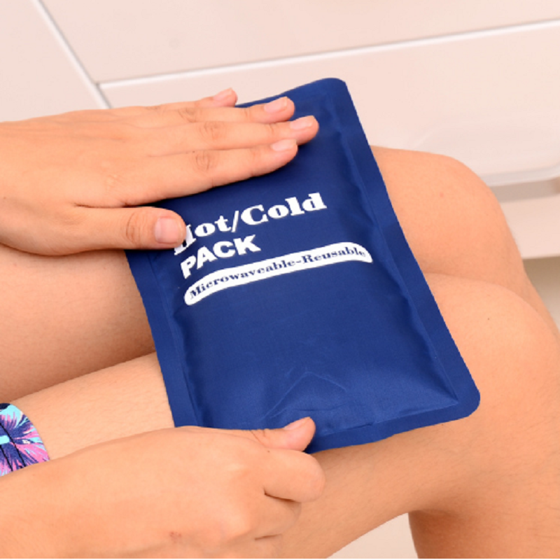 New High Quality Therapy Medical Back Ice Bag Hot Cold Gel Pack Bag for Pain Relief