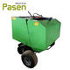 Agriculture Equipment Tractor Mounted Mini Round Hay Baler Wheat Straw Baling Machine