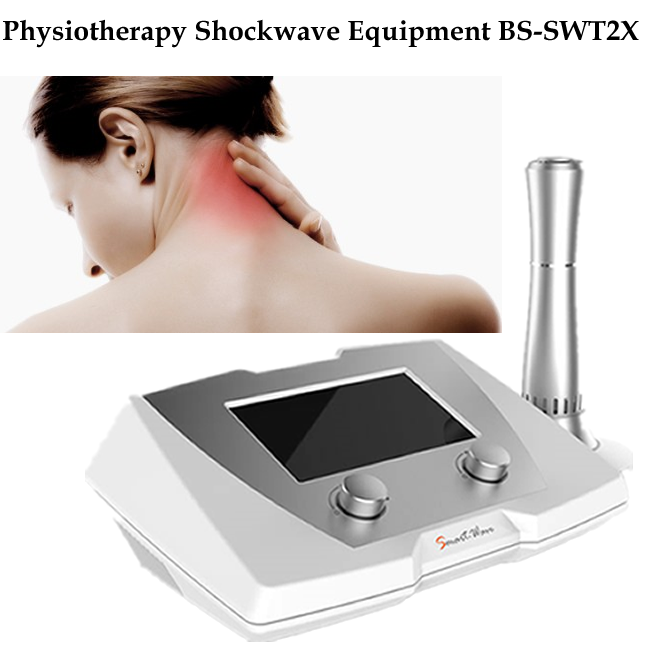 Anti-Shock Wave dores zimmer shockwave terapia por ondas de choque máquina SWT BS-SWT2X