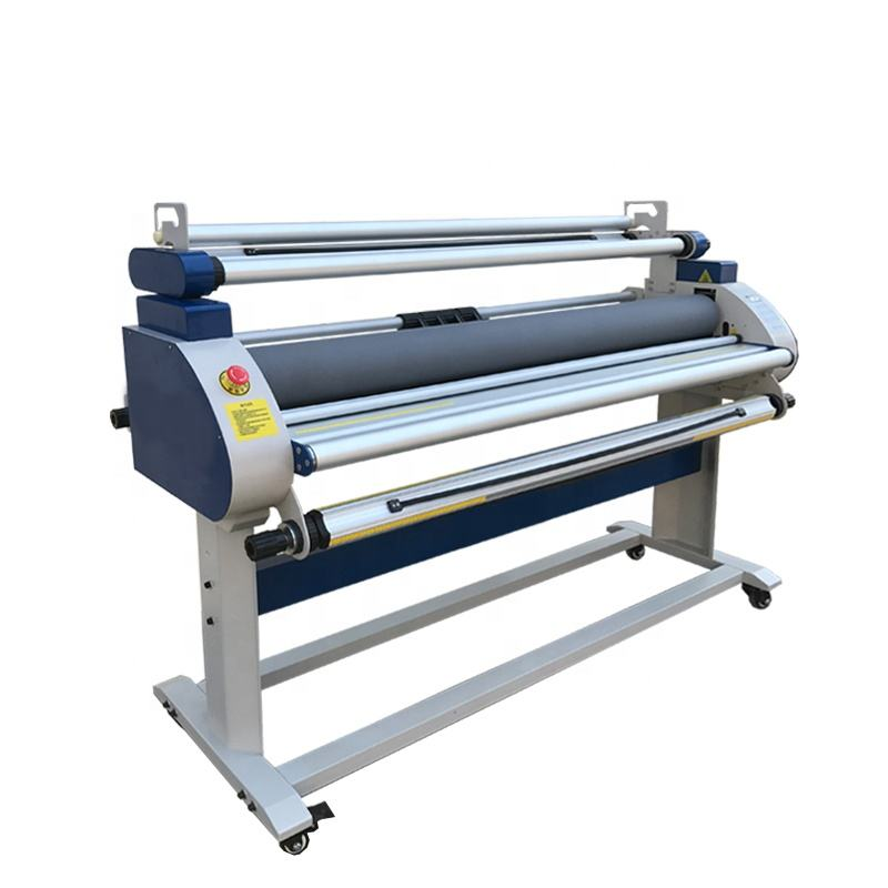 1700-S3 automatic multi-function low temperature cold laminator laminating machine with Pneumatic lifting glue stick