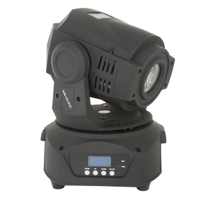 Stage Effect Spot Wassen 60 w LED Moving Head Licht Voor Party Event