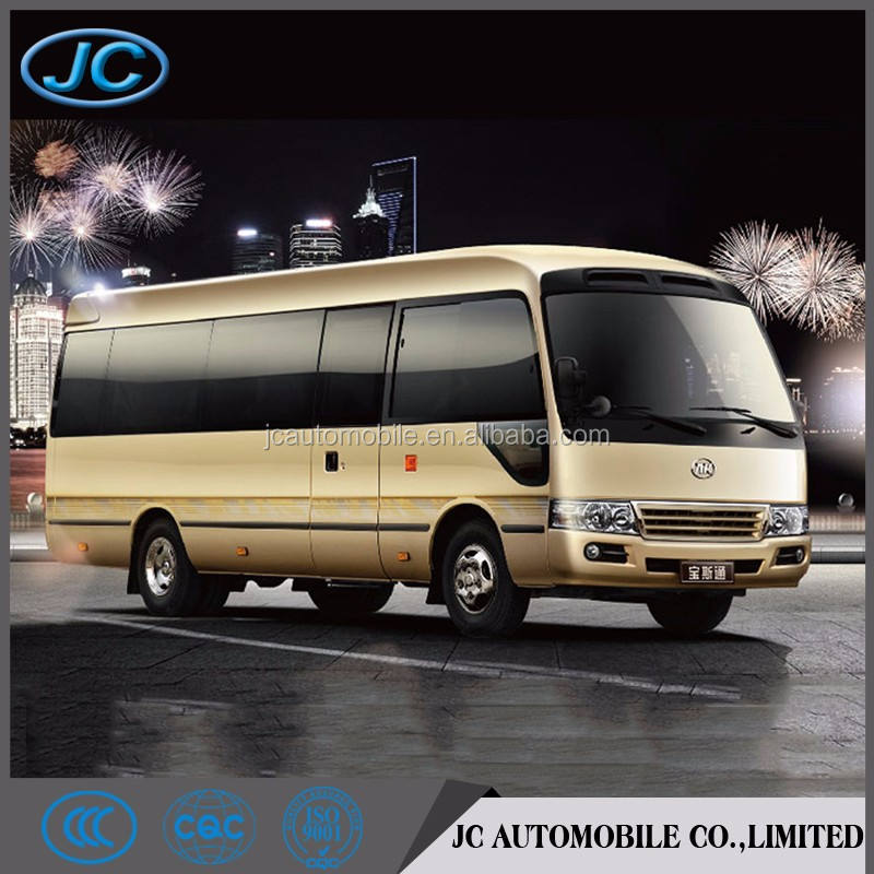 2017 Hot selling 30 seaters toyota coaster bus for sale, mini bus price