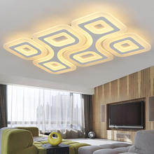 New design China wholesale russian style modern led lighting fixture chandelier&pendant lights for living room
