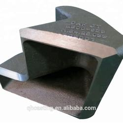 Alloy Steel Casting For Railway Spare Parts