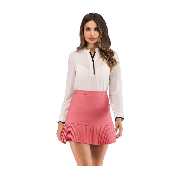 Folter TEACHERS PET Pleated Plaid MICRO MINI SKIRT In Choice of Colors
