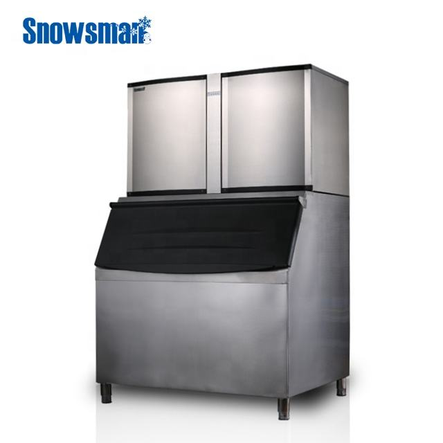 High Production machine ice maker 1000kg/day big cube ice maker machine Price