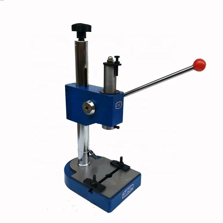 China J03 Patent Precision Arbor Press Small Manual Hand Press Machine with Strong Press