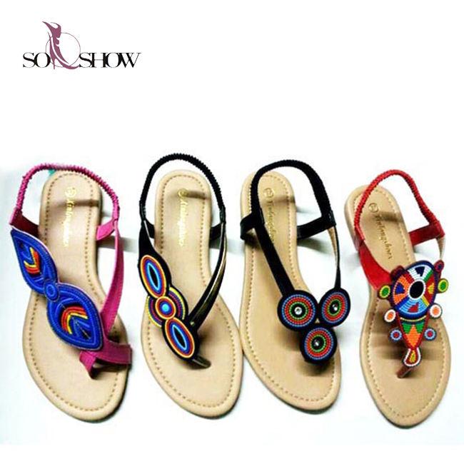 2018 new summer sandals new brazil rubber sandals