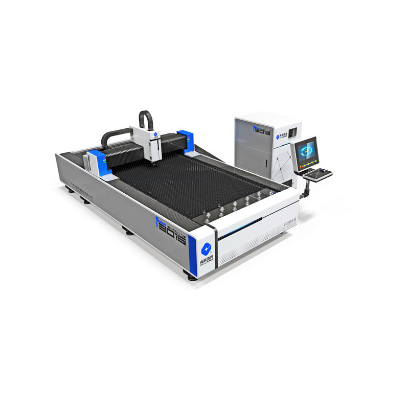 Leading enterprise Stainless Aluminum Sheet Metal Laser cutting machine Best Price