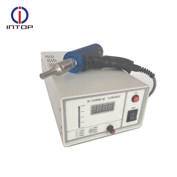 Good price Hand Held Ultrasound Ultrasonic Cable Welding Riviting Joint Welder