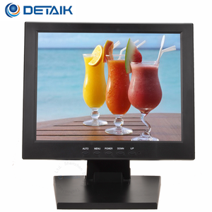 OEM Accept 12.1 inch USB 터치 스크린 monitor 12 Inch TFT LCD 막 방식 Touch Screen Monitor
