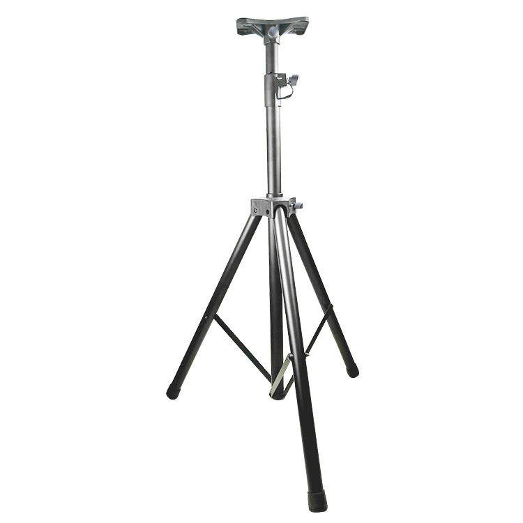 Speaker stand floor bracket movable coil metal tripod stage performance hand-held small bracket