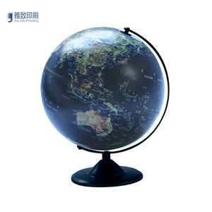 14CM 16CM 20CM 26CM 32CM Factory Direct Professional Custom Printing World earth Globe