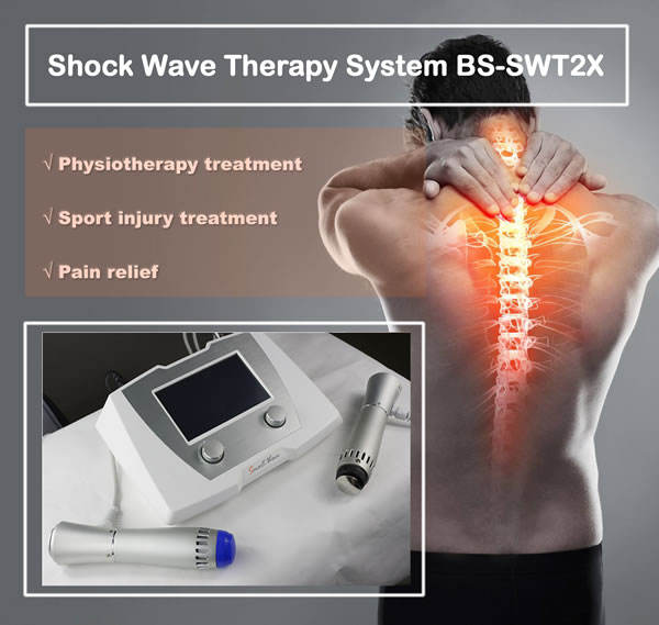 physiotherapy shockwave machine shockwave therapy equipment for body pains