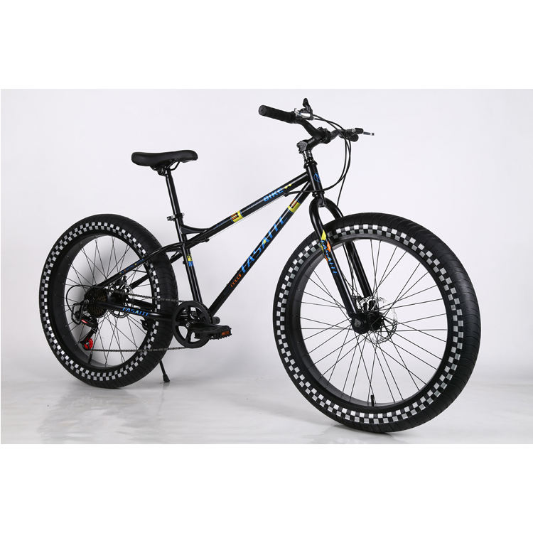 26 inch Mountain Bike Fat Tire snow bicycle Cheap Mountain Bike 17kg Net Weight and Steel Frame Material top selling bike