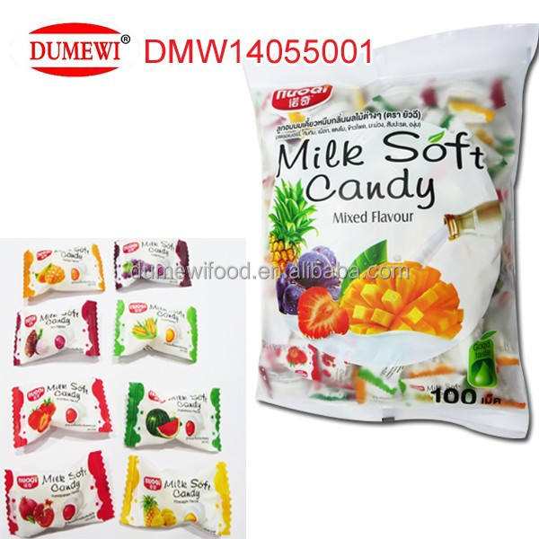 Halal Jelly Candy Mix Fruit Candy