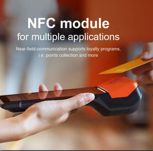 Multi-Fungsional Lottery Game Android NFC POS Terminal Pembayaran, NFC, 4G