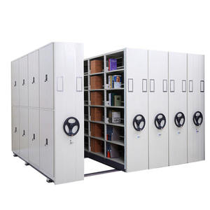 Customize Movable Keep Books Clean Library Clothes Greenhouse Rack Robotic Storage Mobile Pos System