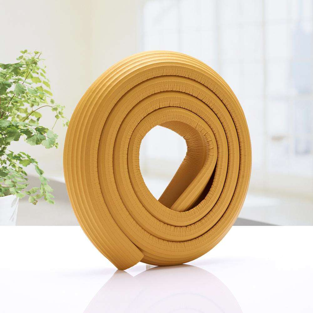 Manufacture in China of Baby Safety Products, NBR Stripe Type Baby Safety Edge Protector/Corner Guard,Edge Protector