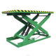 Automatic Heavy duty small electric hydraulic mini scissor lift table